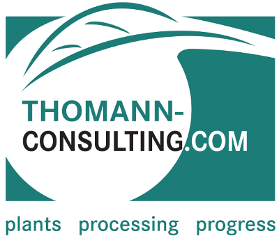 consulting: plants - processing - progress